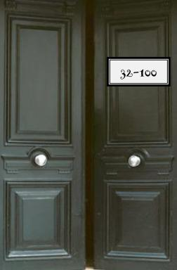 Saying goodbye to lefty for 100 doors door 32